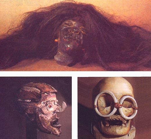 Фото №2 - Священные головы профессора Гасто