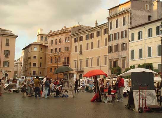 Фото №1 - Рим вечный как мир