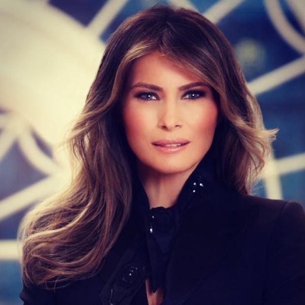Фото №2 - Мелания Трамп снова троллит мужа