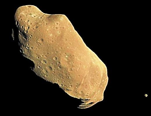 Фото №1 - Космические лилипуты