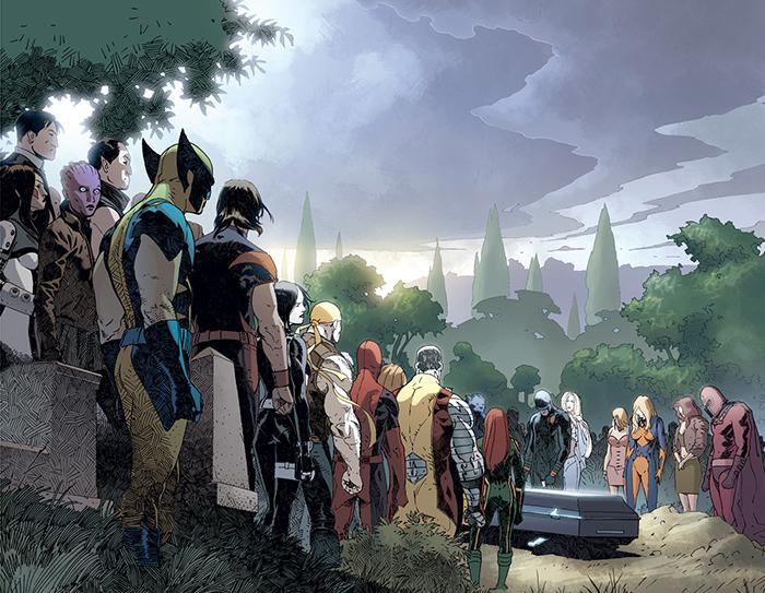 Фото №8 - Так трогательно: фанаты Marvel нарисовали комиксы в память о Стэне Ли