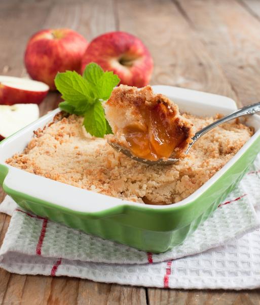 Фото №1 - Как приготовить яблочный пирог: рецепт из сериала «ИП Пирогова»