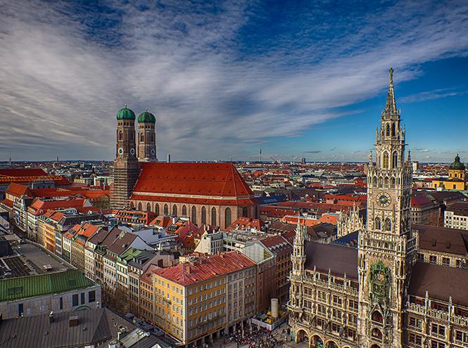 Фото №1 - Мюнхен: рекомендовано к посещению