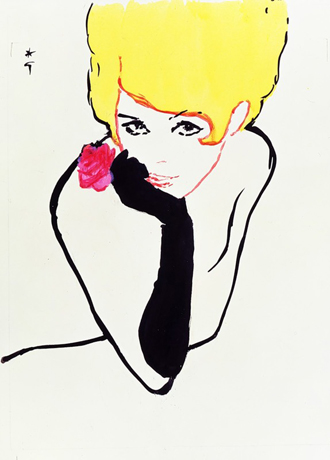 Фото №18 - Miss Dior Absolutely Blooming: аромат с легендарной историей