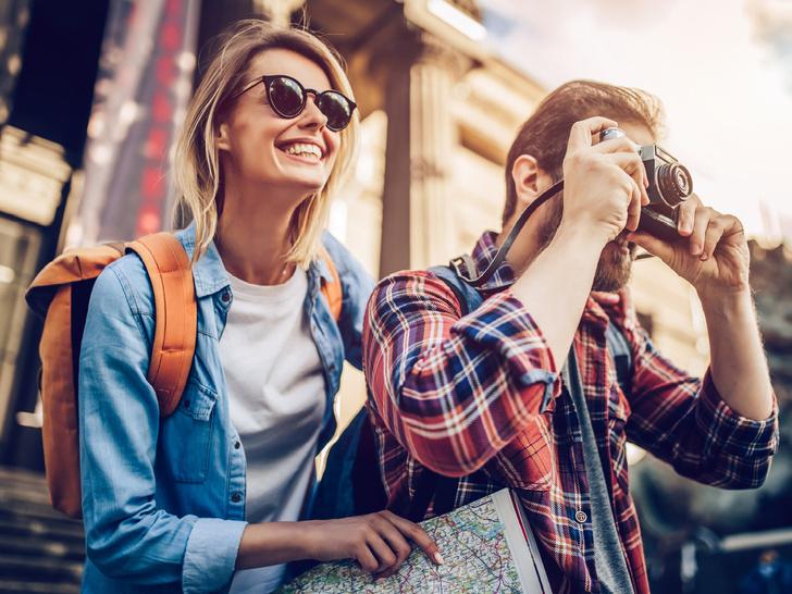 Фото №2 - Как не испортить совместный отпуск с друзьями: 5 главных правил