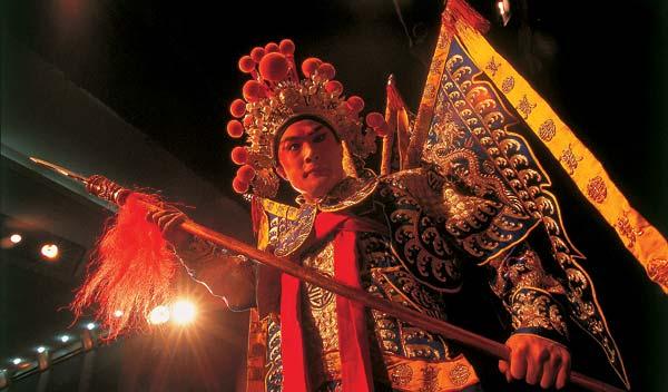 Фото №5 - Маски Пекинской оперы