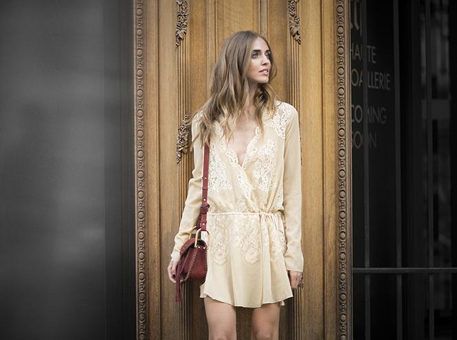 Фото №1 - Неделя Высокой моды в Париже: Street style