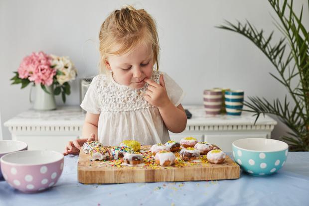 Польза и вред выпечки для ребенка