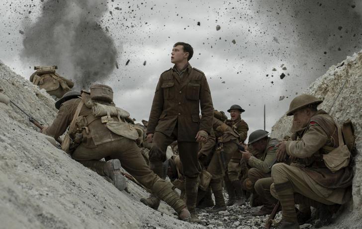 Фото №1 - Вышел трейлер военной драмы «1917»