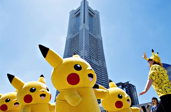 Фото №2 - Мания преследования: за что мы любим покемонов
