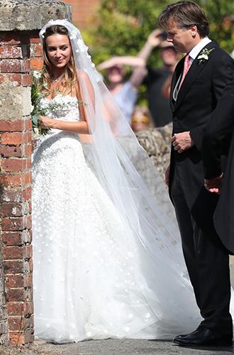 Фото №11 - Меган Маркл и принц Гарри на свадьбе друзей