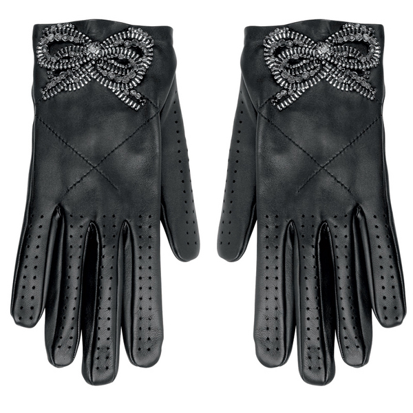 Перчатки из кожи, Chanel