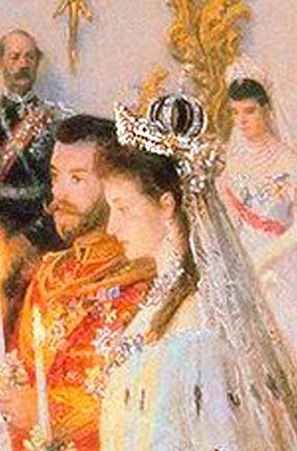Фото №11 - Утраченные сокровища Империи: самые красивые тиары Романовых (и где они сейчас)