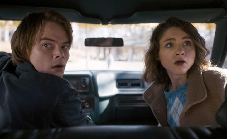 Фото №4 - Что первые фото «Очень странных дел» говорят о втором сезоне?