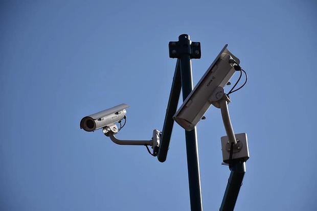 Фото №1 - В каких городах мира больше всего камер видеонаблюдения