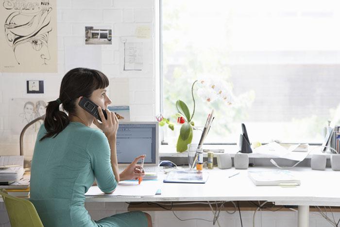 Фото №1 - Как правильно организовать рабочее место