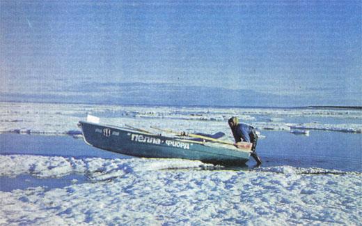 Фото №3 - На веслах по Студеному морю