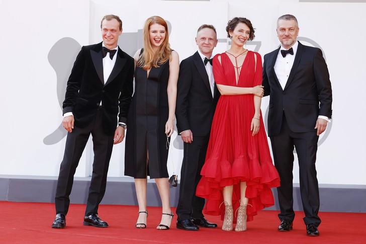 Фото №2 - Итоги, звезды и открытия 78-го Венецианского кинофестиваля