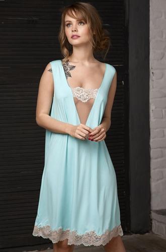 Фото №49 - Сон в летнюю ночь: стильная одежда для дома сезона SS17