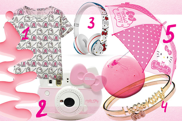 Фото №2 - Топ-10: Вещи с Hello Kitty