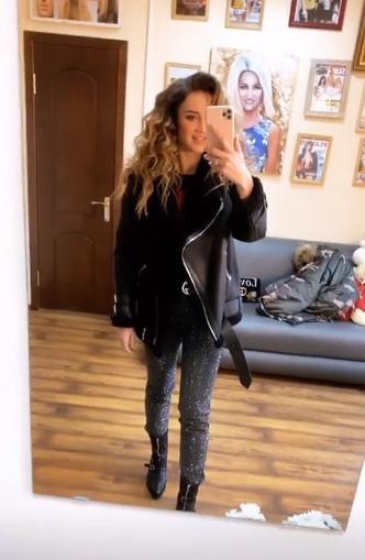 Фото №2 - Как выглядят одни и те же джинсы на Бузовой и Боне