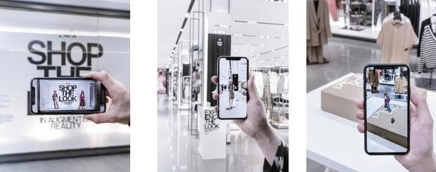 Фото №1 - Дополненная реальность в Zara: что это значит?