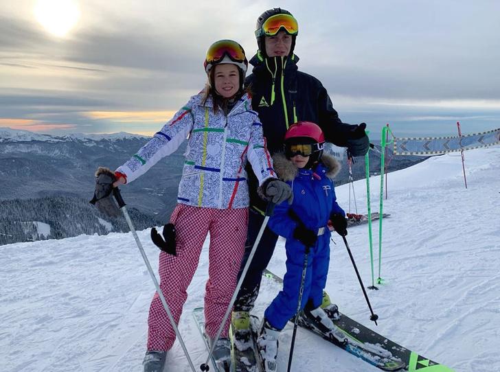 Фото №2 - Катерина Шпица: «Для меня французские Альпы – это горнолыжная романтика»