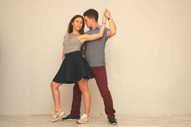 Фото №2 - Так бывает: увидела танцора в сети и теперь выхожу за него!
