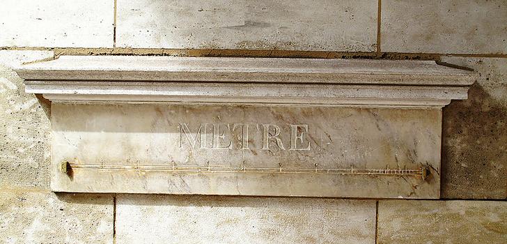 Фото №1 - В 1791 году... Предложили измерять длину в метрах