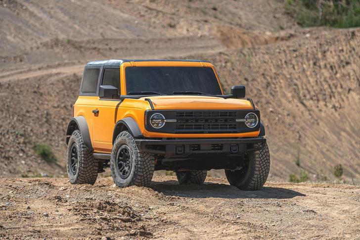 Фото №1 - Ford представил совершенно новый внедорожник