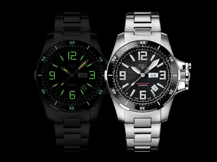 Фото №1 - Engineer Hydrocarbon Airborne S: часы, на которые можно положиться