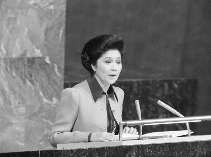 Фото №4 - Стальная бабочка Филиппин: взлеты и падения первой леди Имельды Маркос