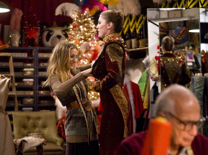 Фото №1 - Рождественские фильмы для правильного настроения