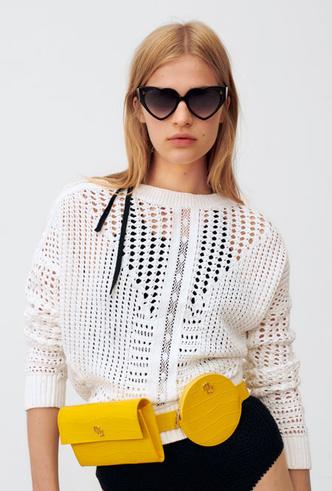 Фото №2 - Одеться в стиле бохо: 10 вещей Maje, которые можно приобрести со скидкой