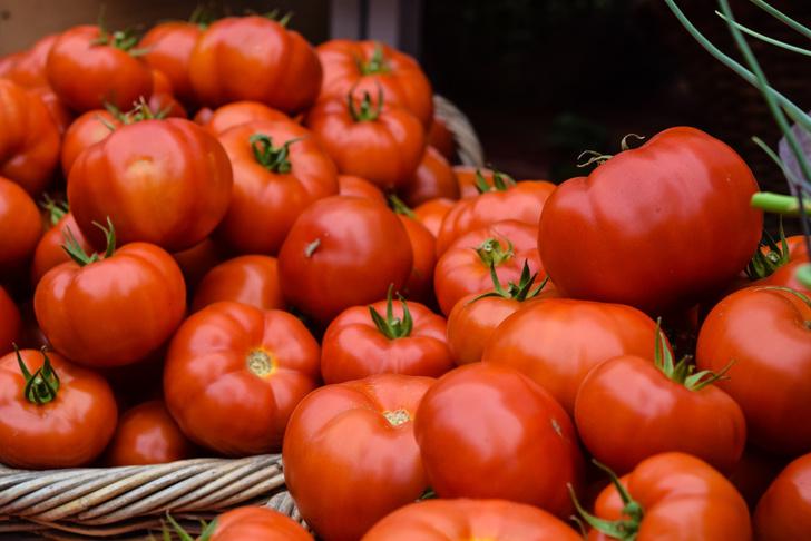 помидоры польза вред