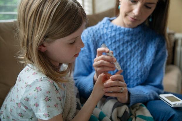 анализ крови для ребенка