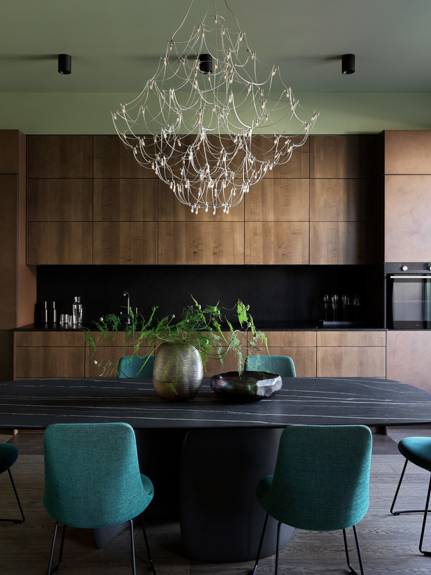Фото №3 - Квартира 140 м² на Плющихе по проекту Tatiana Alenina design bureau