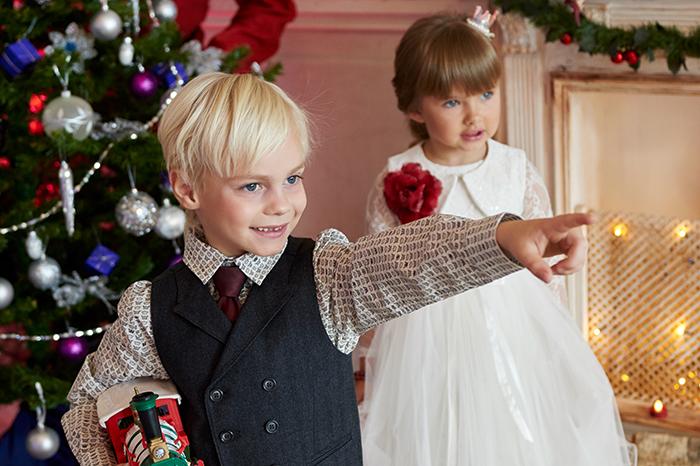 Фото №1 - Как модно одеть ребенка на праздник