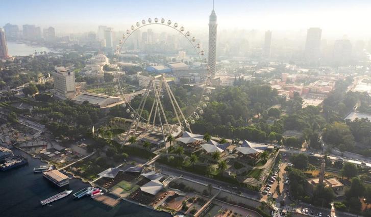 Фото №1 - В Египте появится новая достопримечательность