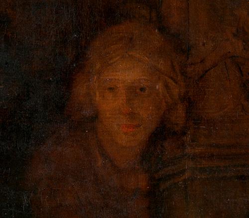 Фото №10 - Цвет любви: 9 загадок картины Рембрандта «Возвращение блудного сына»