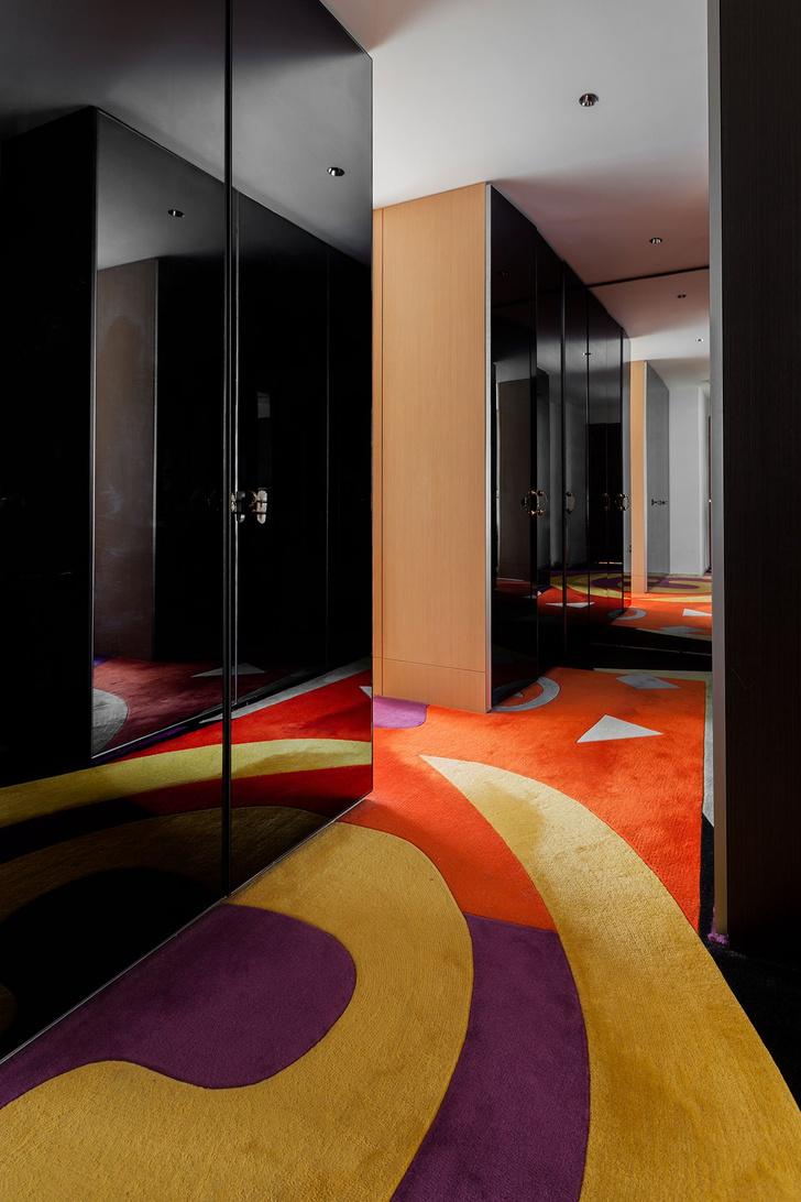 Фото №12 - Эклектичная квартира с винтажной мебелью в Шанхае