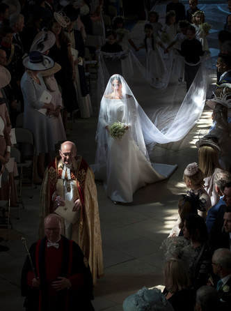 Фото №7 - В последний момент: королевские свадьбы, на которых все пошло не по плану