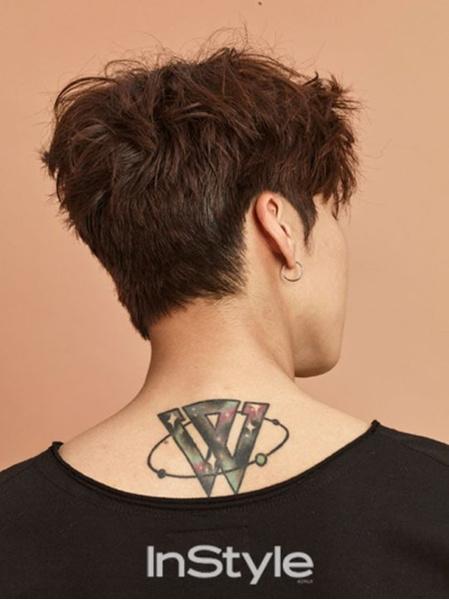 Фото №13 - 18 татуировок айдолов, о которых ты могла не знать