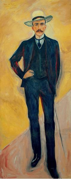 Фото №3 - «Женщина в ее тотальной изменчивости — это загадка для мужчины»: история художника Эдварда Мунка, который так и не встретил свою единственную
