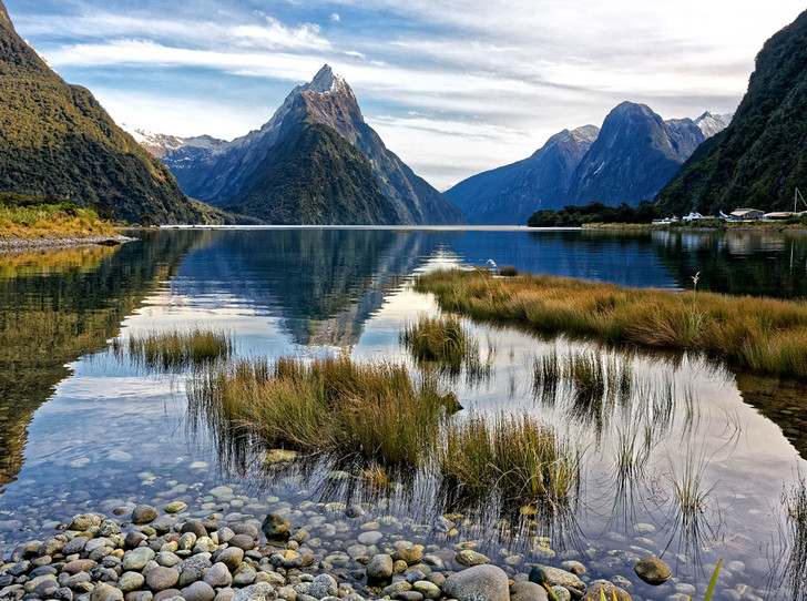 Фото №7 - «Страна длинного белого облака»: самые красивые места Новой Зеландии