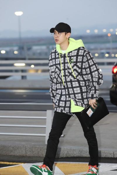 Фото №5 - K-pop style: разбираем стиль Чанёля из EXO