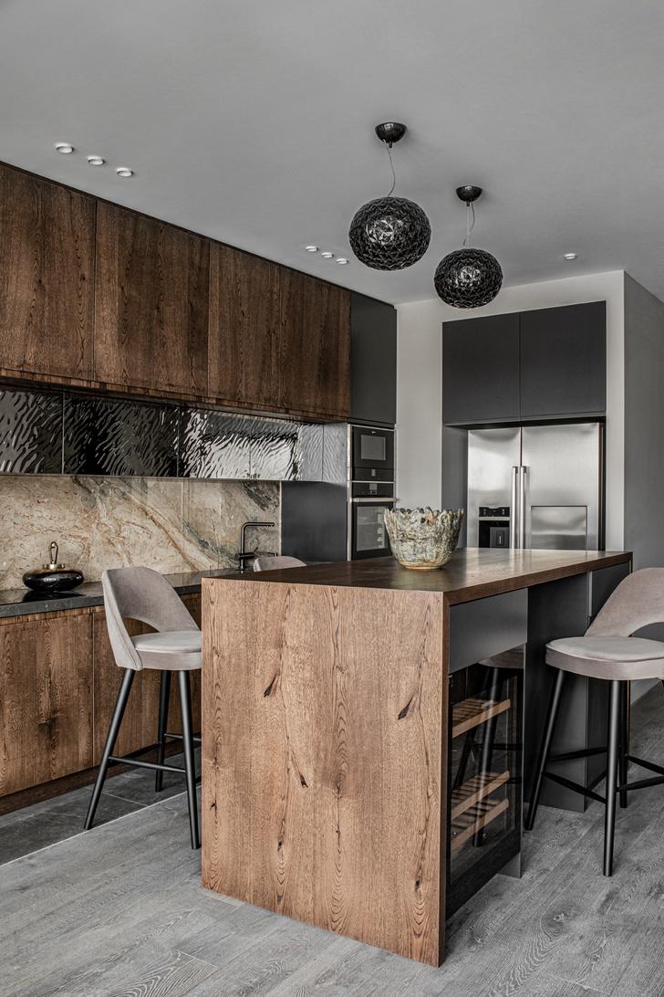 Фото №5 - Этника и современный дизайн в квартире на Пресне