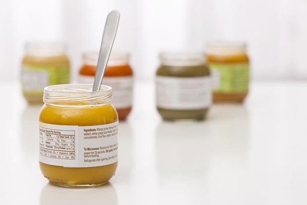 Фото №2 - Вкусный старт: фруктовое пюре для малыша