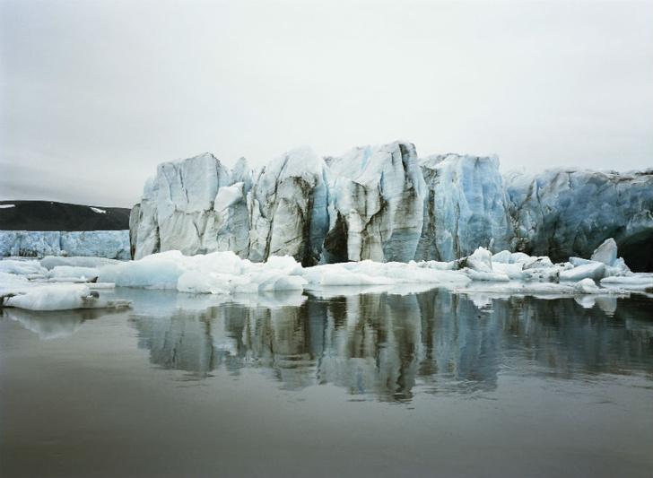 Фото №1 - «Новая Земля. От Ледника Розе до залива Абросимова»: в Галерее Классической Фотографии открылась уникальная выставка