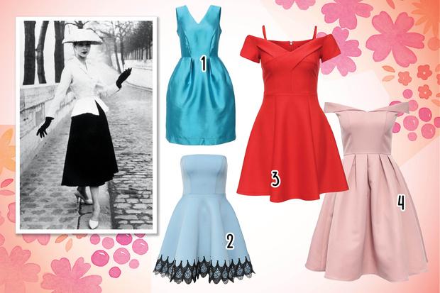 Фото №8 - История вечернего платья: 8 фасонов на все времена